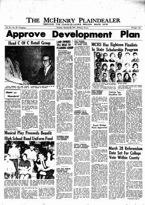 McHenry Plaindealer (McHenry, IL), 23 Feb 1967