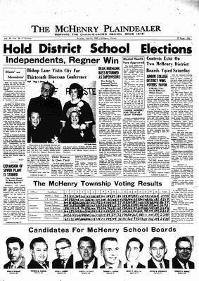 McHenry Plaindealer (McHenry, IL), 6 Apr 1967