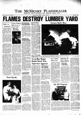 McHenry Plaindealer (McHenry, IL), 11 May 1967