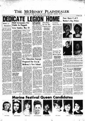 McHenry Plaindealer (McHenry, IL), 18 May 1967