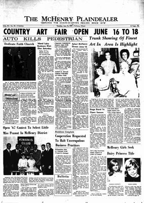McHenry Plaindealer (McHenry, IL), 15 Jun 1967