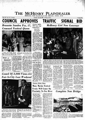 McHenry Plaindealer (McHenry, IL), 22 Jun 1967