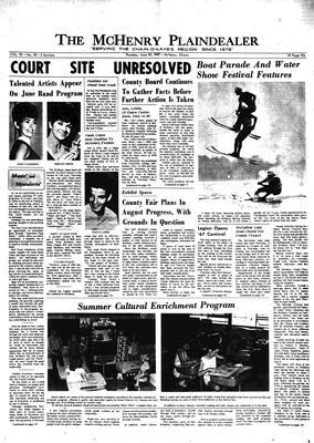 McHenry Plaindealer (McHenry, IL), 29 Jun 1967
