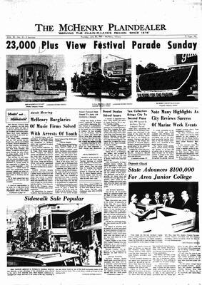 McHenry Plaindealer (McHenry, IL), 20 Jul 1967