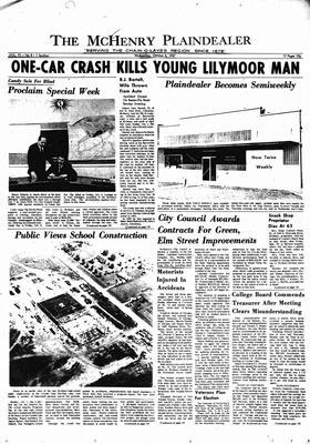McHenry Plaindealer (McHenry, IL), 4 Oct 1967
