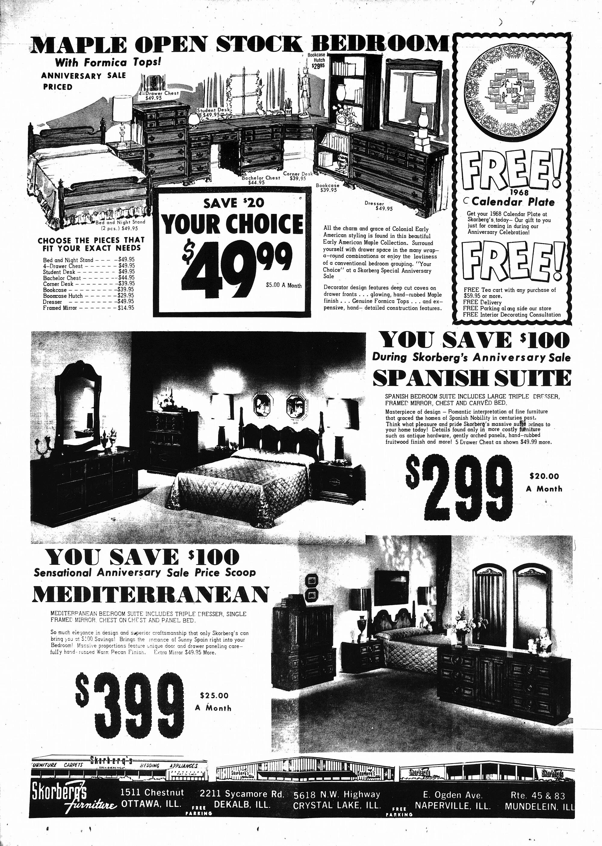 McHenry Plaindealer (McHenry, IL), 13 Oct 1967