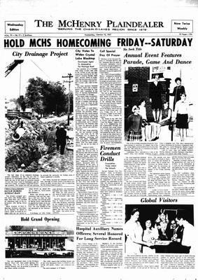 McHenry Plaindealer (McHenry, IL), 18 Oct 1967