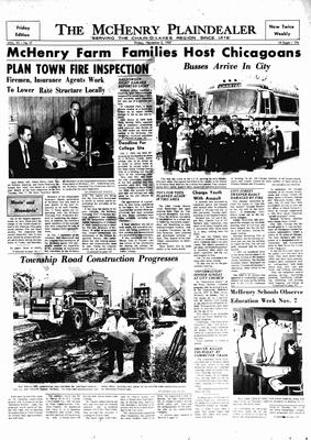McHenry Plaindealer (McHenry, IL), 3 Nov 1967