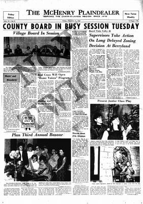 McHenry Plaindealer (McHenry, IL), 17 Nov 1967