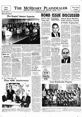 McHenry Plaindealer (McHenry, IL), 24 Nov 1967