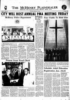 McHenry Plaindealer (McHenry, IL), 17 Jan 1968