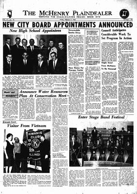 McHenry Plaindealer (McHenry, IL), 2 Feb 1968
