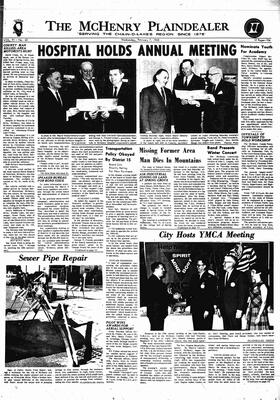 McHenry Plaindealer (McHenry, IL), 7 Feb 1968