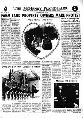 McHenry Plaindealer (McHenry, IL), 14 Feb 1968