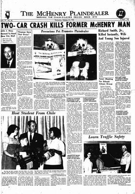 McHenry Plaindealer (McHenry, IL), 21 Feb 1968