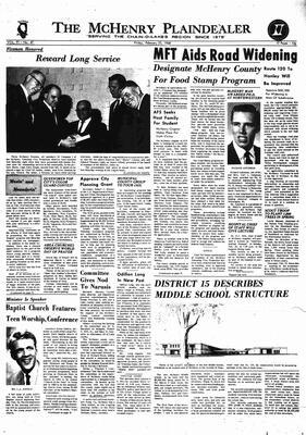 McHenry Plaindealer (McHenry, IL), 23 Feb 1968