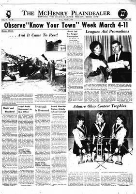 McHenry Plaindealer (McHenry, IL), 1 Mar 1968