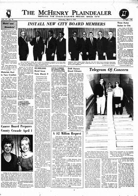 McHenry Plaindealer (McHenry, IL), 6 Mar 1968