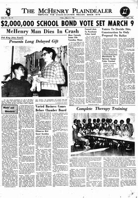 McHenry Plaindealer (McHenry, IL), 8 Mar 1968