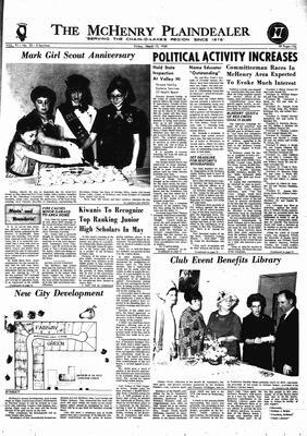 McHenry Plaindealer (McHenry, IL), 15 Mar 1968
