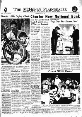 McHenry Plaindealer (McHenry, IL), 3 Apr 1968
