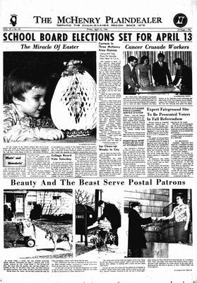 McHenry Plaindealer (McHenry, IL), 12 Apr 1968