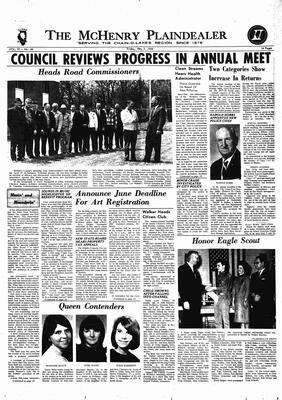 McHenry Plaindealer (McHenry, IL), 3 May 1968