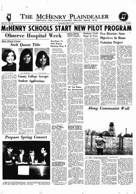 McHenry Plaindealer (McHenry, IL), 8 May 1968
