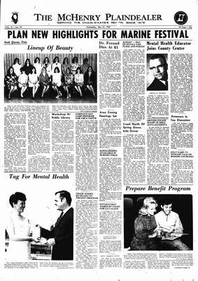 McHenry Plaindealer (McHenry, IL), 15 May 1968