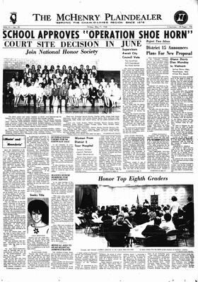 McHenry Plaindealer (McHenry, IL), 17 May 1968