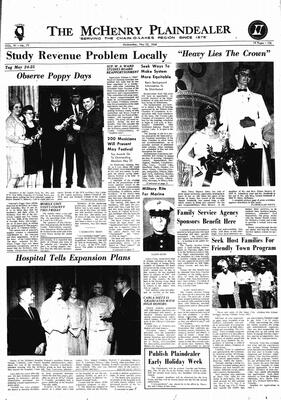 McHenry Plaindealer (McHenry, IL), 22 May 1968