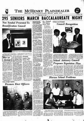 McHenry Plaindealer (McHenry, IL), 31 May 1968
