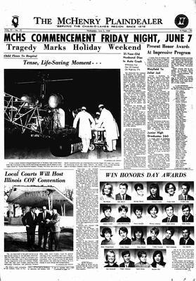 McHenry Plaindealer (McHenry, IL), 5 Jun 1968