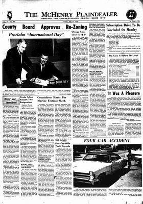 McHenry Plaindealer (McHenry, IL), 12 Jul 1968