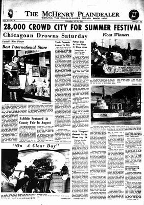 McHenry Plaindealer (McHenry, IL), 24 Jul 1968