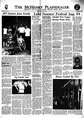 McHenry Plaindealer (McHenry, IL), 23 Aug 1968