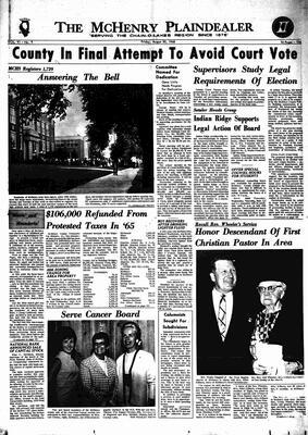 McHenry Plaindealer (McHenry, IL), 30 Aug 1968