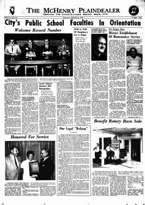 McHenry Plaindealer (McHenry, IL), 4 Sep 1968