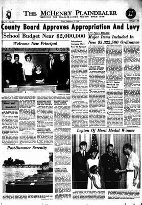 McHenry Plaindealer (McHenry, IL), 13 Sep 1968