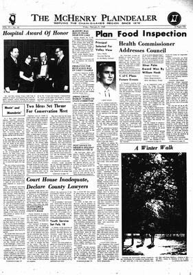 McHenry Plaindealer (McHenry, IL), 9 Feb 1968