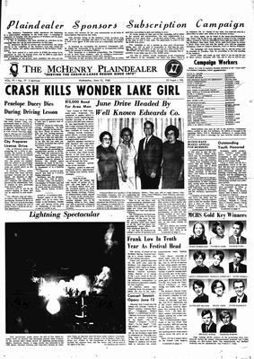 McHenry Plaindealer (McHenry, IL), 12 Jun 1968