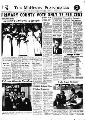 McHenry Plaindealer (McHenry, IL), 14 Jun 1968