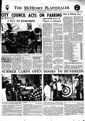 McHenry Plaindealer (McHenry, IL), 5 Jul 1968
