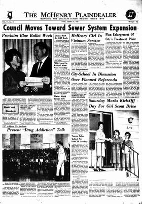 McHenry Plaindealer (McHenry, IL), 25 Oct 1968