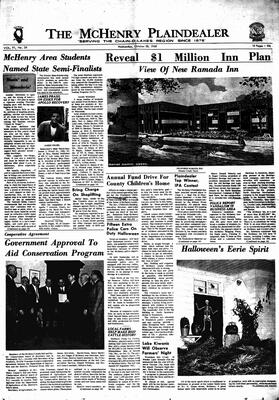 McHenry Plaindealer (McHenry, IL), 30 Oct 1968