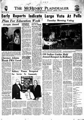 McHenry Plaindealer (McHenry, IL), 6 Nov 1968