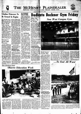 McHenry Plaindealer (McHenry, IL), 13 Nov 1968