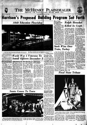 McHenry Plaindealer (McHenry, IL), 4 Dec 1968