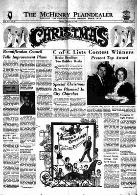 McHenry Plaindealer (McHenry, IL), 23 Dec 1968
