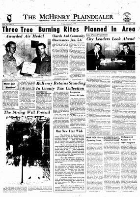 McHenry Plaindealer (McHenry, IL), 3 Jan 1969
